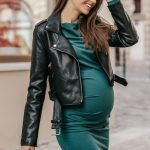 Elegancka sukienka ciążowa Luna do sesji ciążowej 9